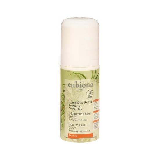 Eubiona dezodorant dla aktywnych z rozmarynem i zieloną herbatą 50ml