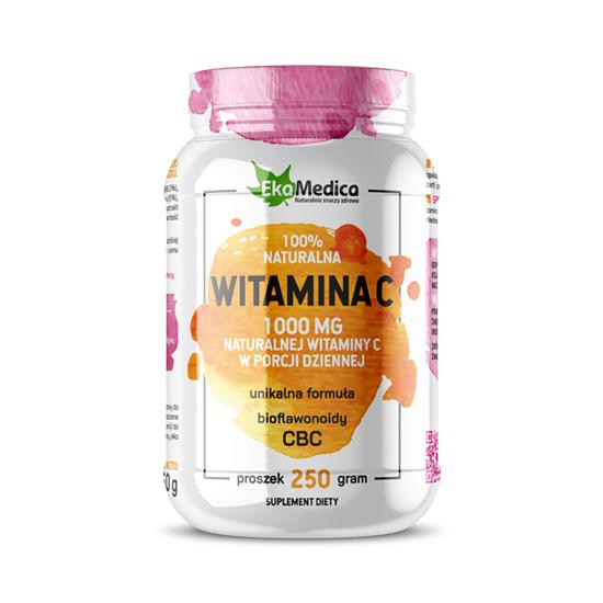 EkaMedica Witamina C naturalna 250g