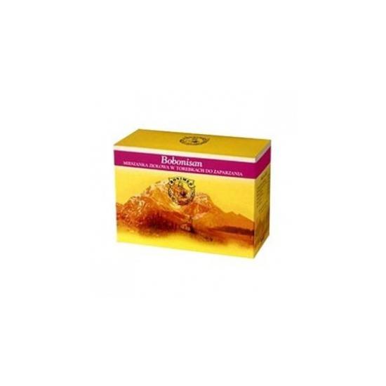 Bonimed Bobonisan - suplement diety herbatka ziołowa