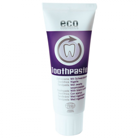 Eco Cosmetics Pasta do zębów z czarnuszką