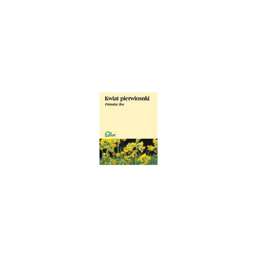 Zioła do kąpieli  kwiat pierwiosnki Flos  50 g