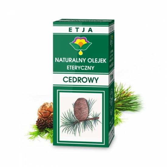 ETJA Olejek Cedrowy