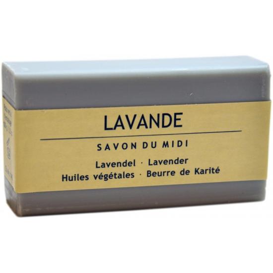 Savon du Midi Mydło Karite Lawenda 100g.