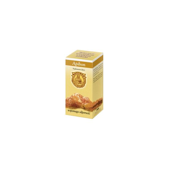 Apibon - suplement diety 60 kapsułek