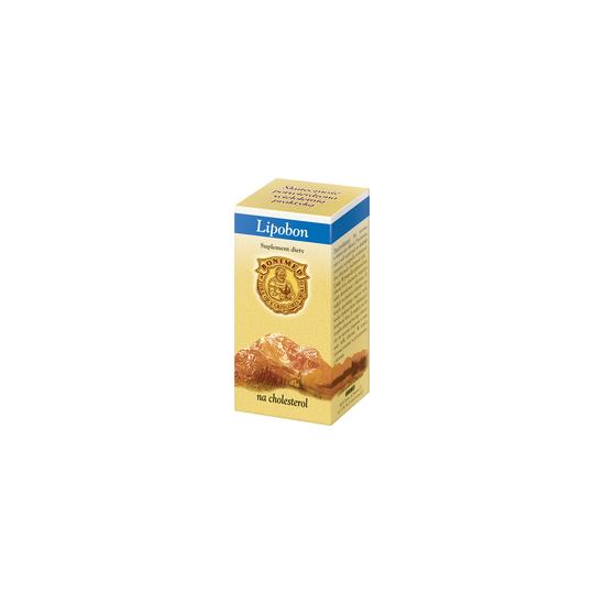 Lipobon - suplement diety 60 kapsułek
