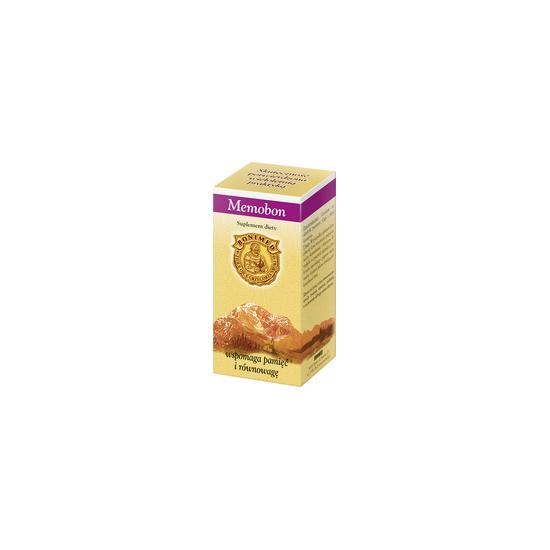 Memobon - suplement diety 60 kapsułek