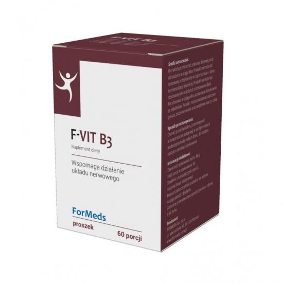 Formeds F-VIT B3 60 porcji