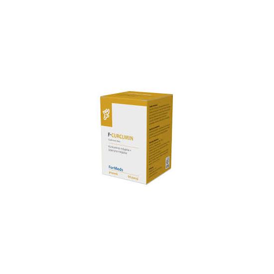 Formeds F-CURCUMIN 60 porcji