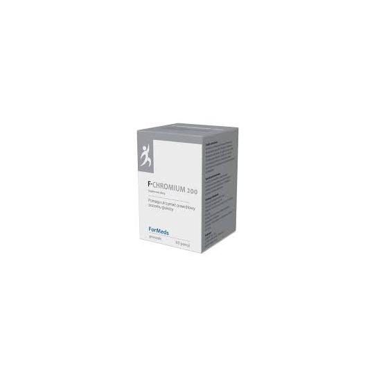 Formeds F-CHROMIUM 200 - 60 porcji