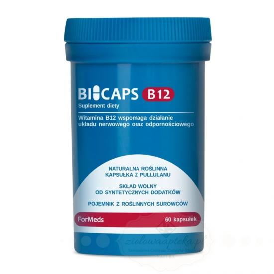 Formeds BIOCAPS B12