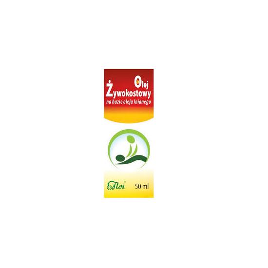 Flos Olej żywokostowy 50 ml