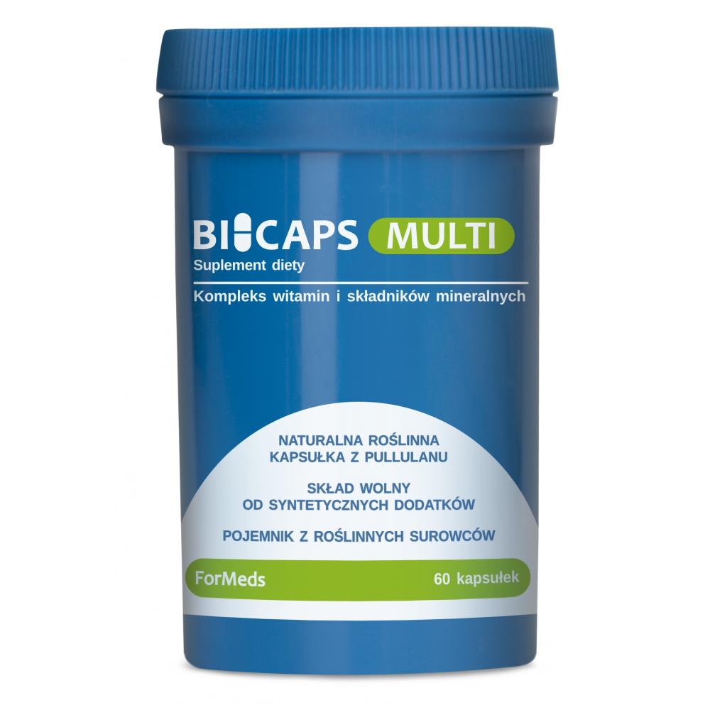 Formeds Biocaps Multi kapsułki 30 szt