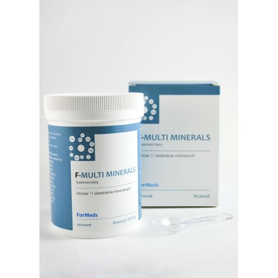 Formeds F-Multi Minerals proszek 30 porcji