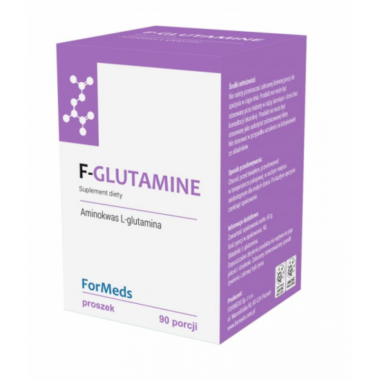 Formeds F-Glutamine proszek 90 porcji