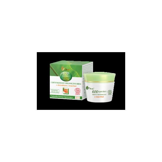 AVA Eco Garden krem z ekstraktem z marchwi 50ml