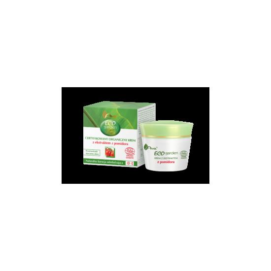 AVA Eco Garden Krem z ekstraktem z pomidora 50ml