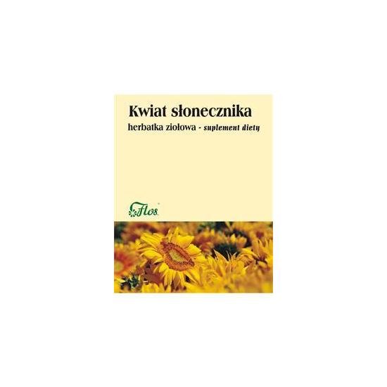 Flos Kwiat słonecznika 50g