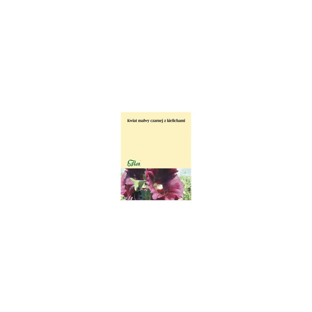 Flos Kwiat malwy czarnej z kielichami 50g