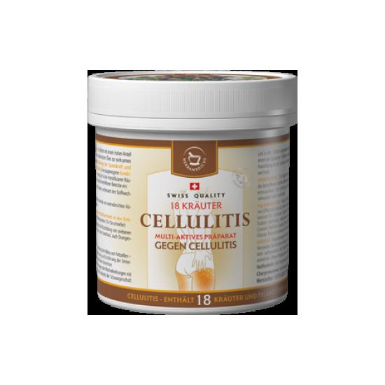 Cellulitis żel 150ml Herbamedicus